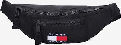Tommy Jeans Gürteltasche in nachtblau / rot / schwarz / weiß, Produktansicht