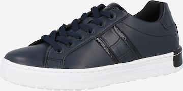 Sneaker low 'Kent' de la ESPRIT pe albastru