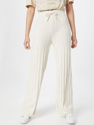 ONLY Hose 'Tessa' in creme, Modelansicht