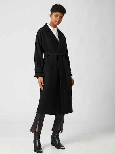 LeGer by Lena Gercke Between-seasons coat 'Melisa' in black, View model