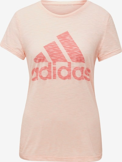 ADIDAS PERFORMANCE Shirt in pink / rosa, Produktansicht