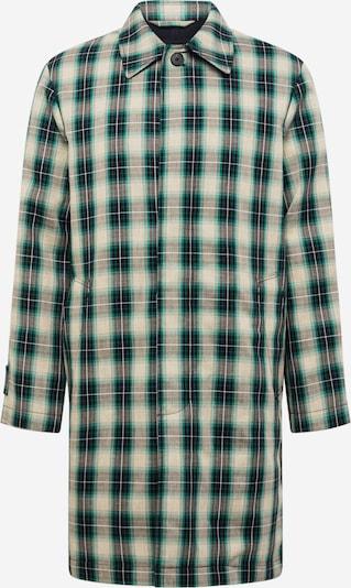 Club Monaco Abrigo de entretiempo en gris claro / jade / negro / blanco, Vista del producto