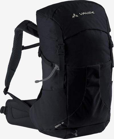 VAUDE Sportrucksack 'Brenta 24' in schwarz / weiß, Produktansicht