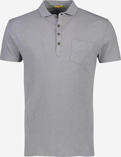 NEW IN TOWN Poloshirt Poloshirt in grau / hellgrau, Produktansicht