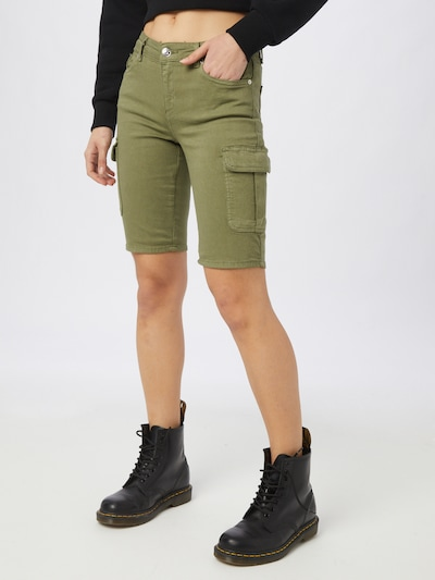 ONLY Jeans 'Missouri' in khaki, Modelansicht
