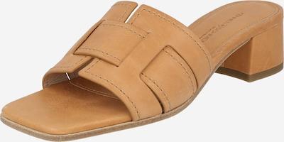 Kennel & Schmenger Pantolette i ljusbrun, Produktvy