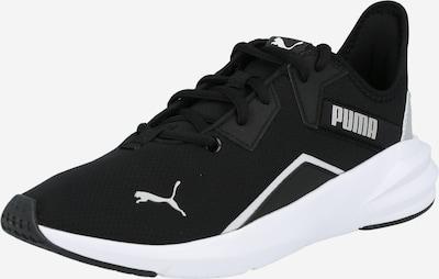 Scarpa sportiva 'Platinum' PUMA di colore nero / argento / bianco, Visualizzazione prodotti