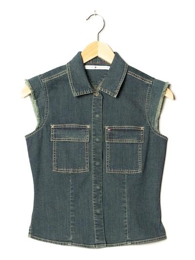 TOMMY HILFIGER Jeansweste in XS in rauchblau, Produktansicht