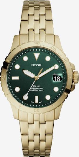 FOSSIL Uhr in gold, Produktansicht