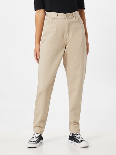 Dr. Denim Jeans 'Nora' i creme, Modelvisning