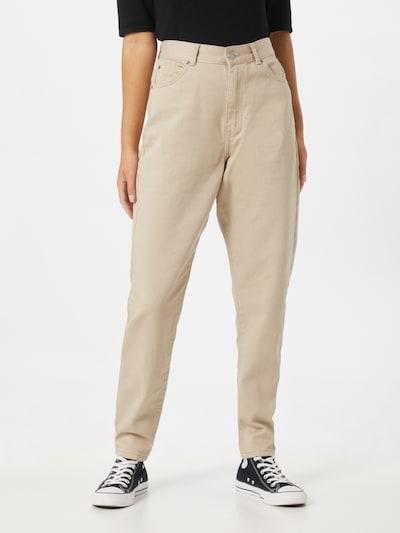 Dr. Denim Jeans 'Nora' in creme, Modelansicht