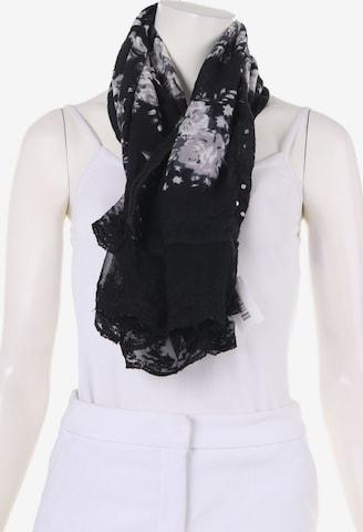 UNBEKANNT Scarf & Wrap in One size in Black