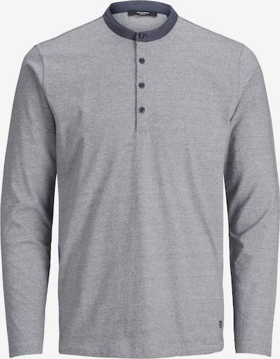JACK & JONES Shirt in de kleur Lichtblauw / Gemengde kleuren, Productweergave