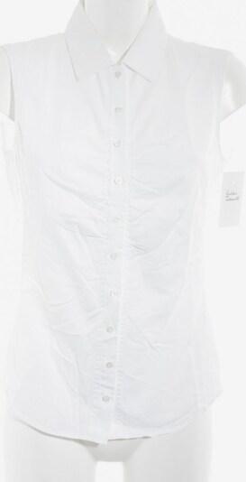 HUGO BOSS Blusentop in S in weiß, Produktansicht