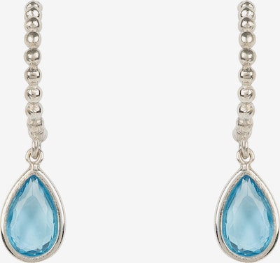 Latelita Ohrringe in blau, Produktansicht