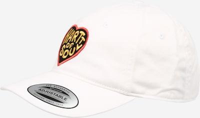 Carhartt WIP Gorra 'Hartt Of Soul' en dorado / rojo / negro / blanco, Vista del producto