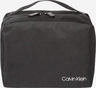 Calvin Klein Kosmetická taška - černá / bílá, Produkt