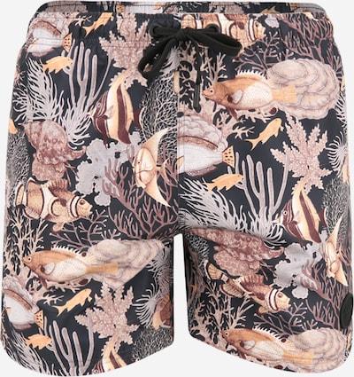 JOOP! Jeans Plavecké šortky 'Matira Beach' - mix barev / černá, Produkt