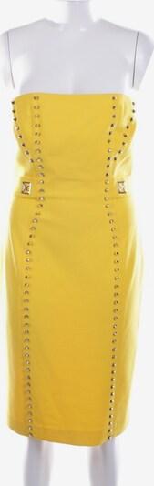 VERSACE Kleid in L in gelb, Produktansicht