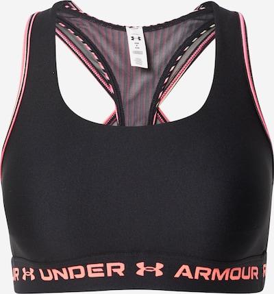 UNDER ARMOUR Sportbehå i rosa / svart, Produktvy