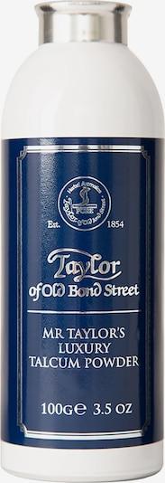 Taylor of Old Bond Street Körperpuder in navy / weiß, Produktansicht
