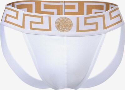 VERSACE Jockstrap in beige / weiß, Produktansicht