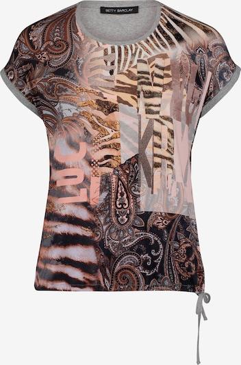 Betty Barclay Casual-Shirt mit Aufdruck in braun, Produktansicht