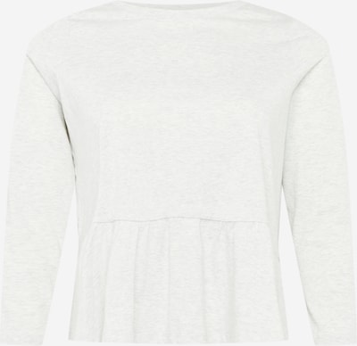 Forever New Curve Shirt 'Airlea' in hellgrau, Produktansicht