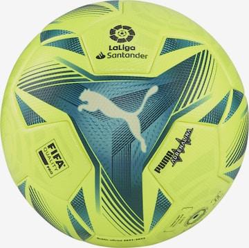 PUMA Fußball in Gelb