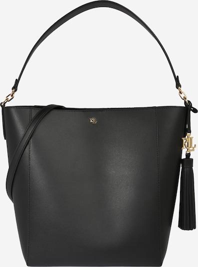 fekete Lauren Ralph Lauren Shopper táska 'ADLEY', Termék nézet