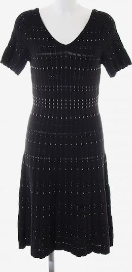 Didi Strickkleid in S in schwarz / weiß, Produktansicht