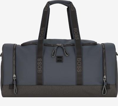 BOSS Casual Tasche in dunkelblau / schwarz, Produktansicht