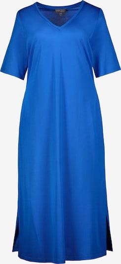 Ulla Popken Kleid in royalblau, Produktansicht