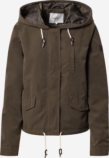 ONLY Jacke 'New Skylar Spring' in dunkelgrün, Produktansicht