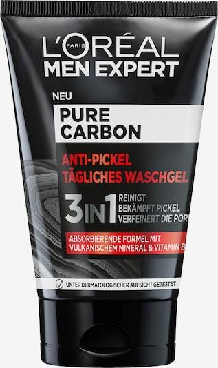 L'Oréal Paris men expert Waschgel in rot / schwarz / weiß, Produktansicht