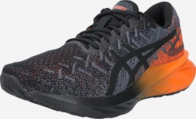 ASICS Sport-Schuhe 'DYNABLAST' in grau / orange / schwarz, Produktansicht