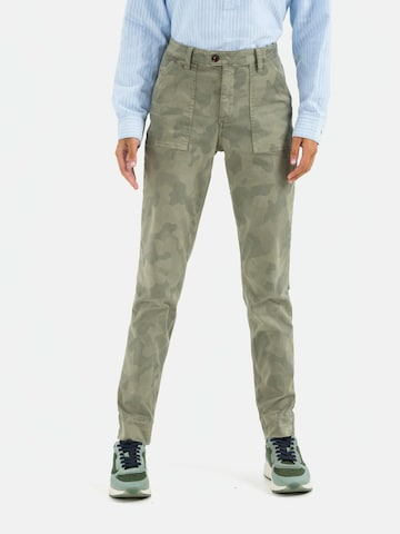 CAMEL ACTIVE Pants in Green