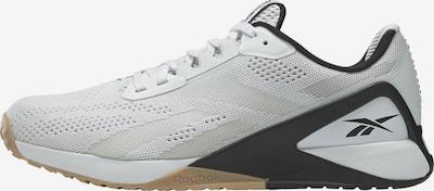 REEBOK Спортни обувки в черно / бяло, Преглед на продукта
