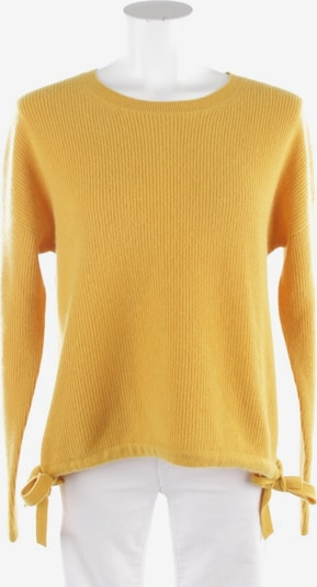 Mrs & Hugs Pullover / Strickjacke in XS in gelb, Produktansicht
