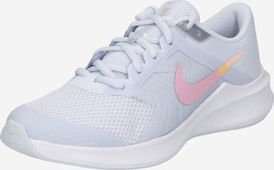 NIKE Loopschoen in de kleur Lichtgrijs / Sinaasappel / Pink, Productweergave