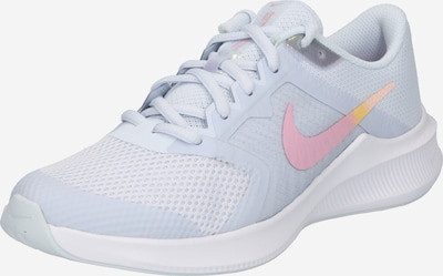 NIKE Løbesko i lysegrå / orange / pink, Produktvisning