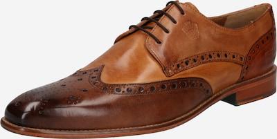 MELVIN & HAMILTON Zapatos con cordón 'Martin' en marrón / cognac, Vista del producto