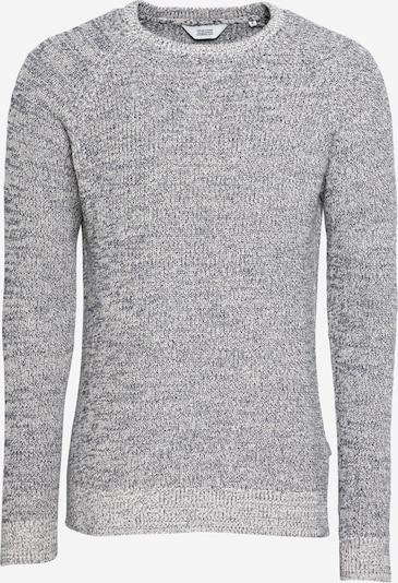 !Solid Pullover 'Paris' in weiß, Produktansicht