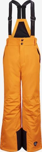 KILLTEC Skihose 'Gauror' in orange / schwarz, Produktansicht