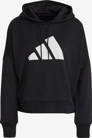 ADIDAS PERFORMANCE Sportief sweatshirt in Zwart