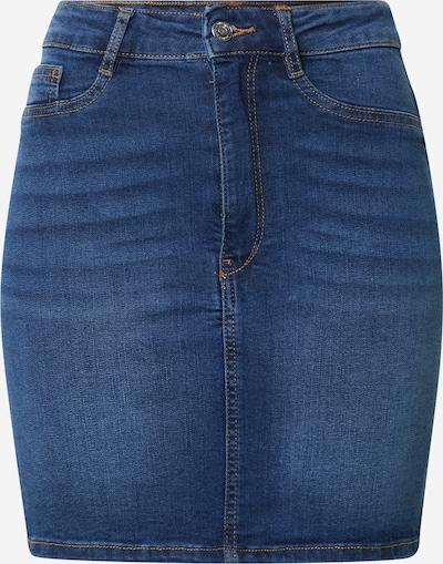 Gina Tricot Falda 'Molly' en azul, Vista del producto