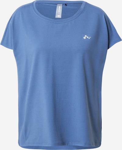 ONLY PLAY T-Shirt 'AUBREE' in blau / weiß, Produktansicht