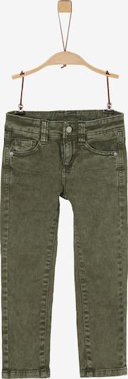s.Oliver Jeans in oliv: Frontalansicht