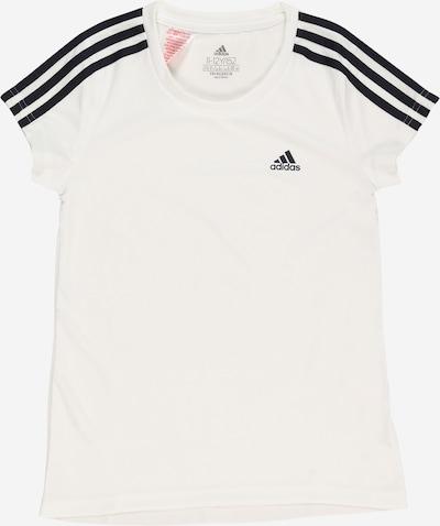 ADIDAS PERFORMANCE Tehnička sportska majica u crna / bijela, Pregled proizvoda