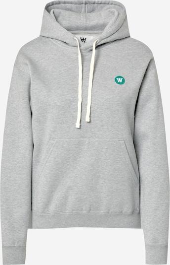 WOOD WOOD Sweatshirt 'JENN' in de kleur Grijs gemêleerd, Productweergave